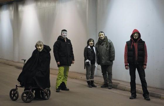 Anonymous, Stockholm, 2013 (Jonas Bendiksen/Magnum Photos)